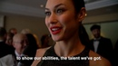 Olga Kurylenko on Russian Cinema and the RFW Festival
