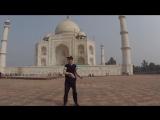 Taj Mahal and flairing