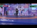 WW 72kg Bronze Bakbergenova Perepelkina