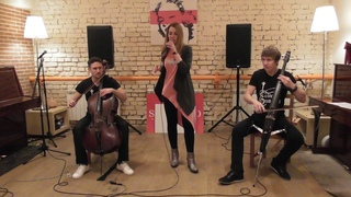 AC\DC - Highway To Hell Cover - CELLO VOICE TRIO