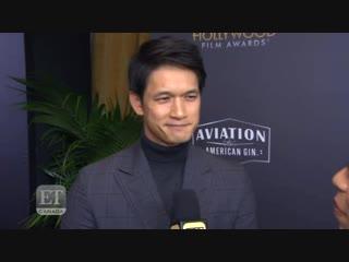 ET Canada: Harry Shum Jr. Talks 'Crazy Rich Asian' Cast