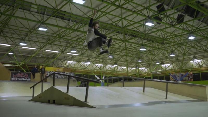 Eugen Enin x Billy O'Neill Aeon Allstar USD Skates