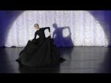 Виктория Коновалова на отчётном концерте Ирины Коробовой в ДК Воровского Конаково (13.05.2018)