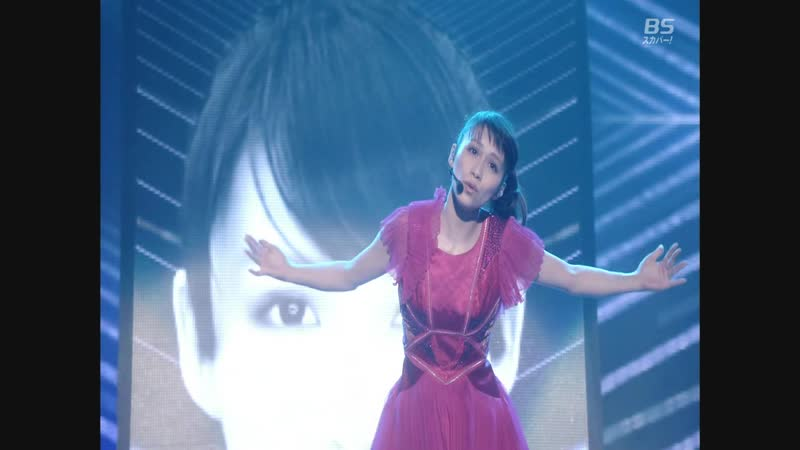 Perfume - Edge Magic of Love (Album-Mix) (Japan Night BS-SPTV 2014.08.10)