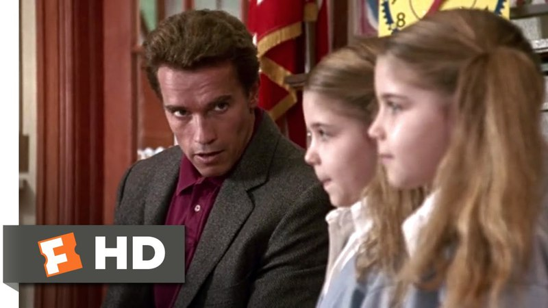 Kindergarten Cop (1990) - Who is Your Daddy? Scene (7/10) | Movieclips