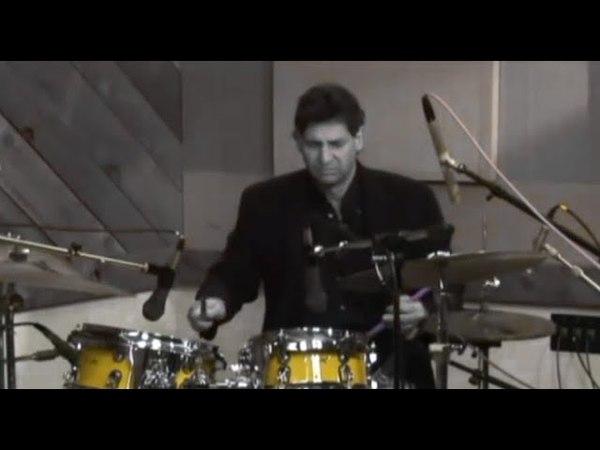 Danny Gottlieb Drum Solo from Jazz Combo DVD