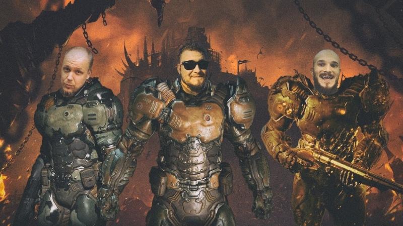 Brutal Doom | Нарезка стрима с Бучем и Дядей Витей » Freewka.com - Смотреть онлайн в хорощем качестве