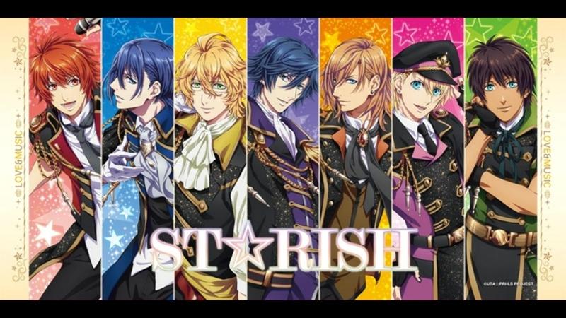 ST☆RISH - Shining☆Romance