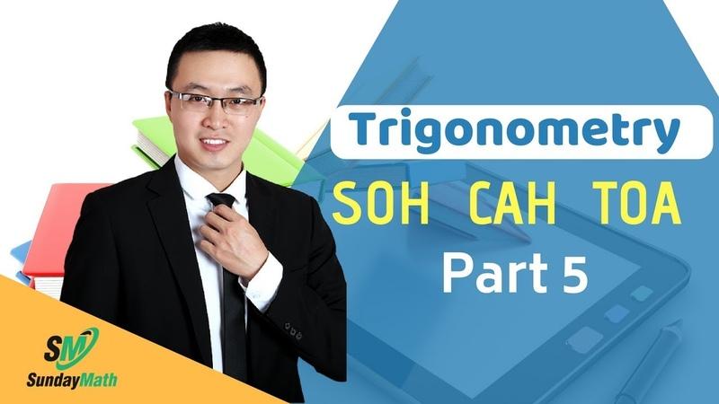 Trigonometry 4 1 Finding Unknown Angle Using SOH CAH TOA IGCSE Program