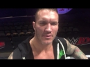 Randy Orton is ready to win the Royal Rumble Match