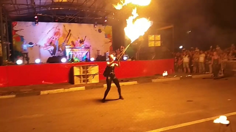Фаэр шоу Шатура день молодежи 2018
