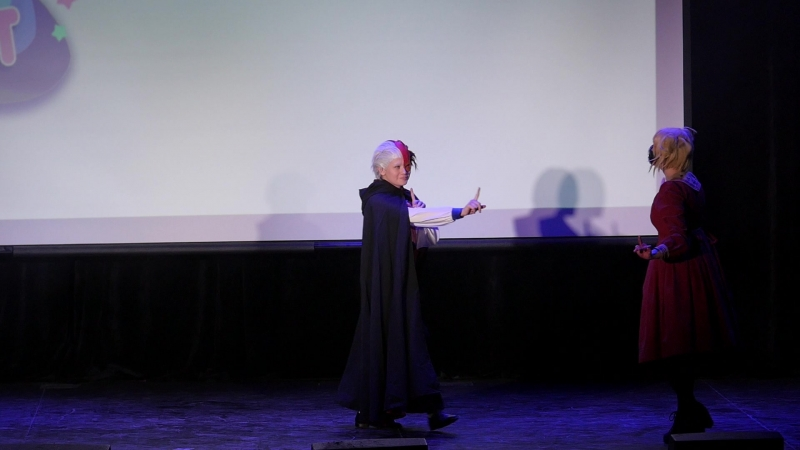 2.3.4. L e o n a r d o, Magert – кроссовер Boku no Hero Academia Призрак Оперы