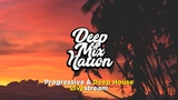Deep House - Progressive House - Relaxing Focus &amp Study Music Chill 247 Live Radio