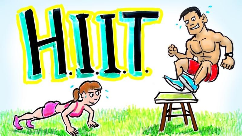 High Intensity Interval Training (HIIT) - Maximum Results, Minimum Time