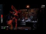 8Bit Five Nights at Freddy's Баги, приколы, фейлы
