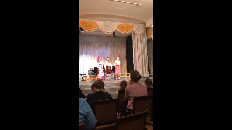 Фольклорный ансамбль «Росстань»