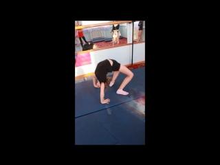 Акробатика.Барабинск 2018