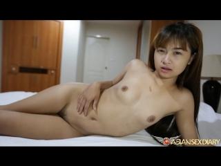Asiansexdiary 2017 / тайская проститутка prostitute азиатка тайка asian thai porn тайское порно sex creampie минет сосет blowjob