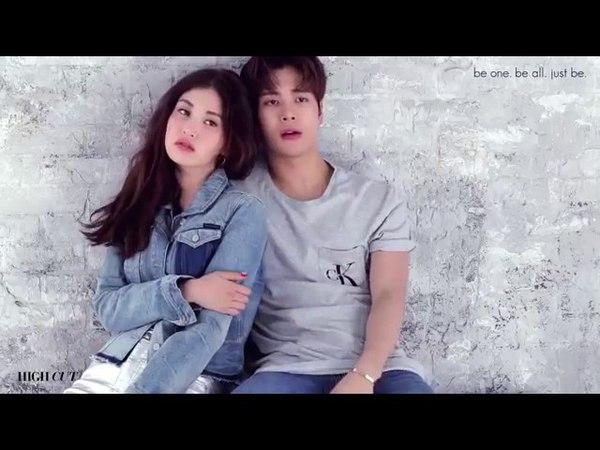 GOT7's Jackson, Jinyoung and IOI's Somi HighCut X Calvin Klein Photoshoot