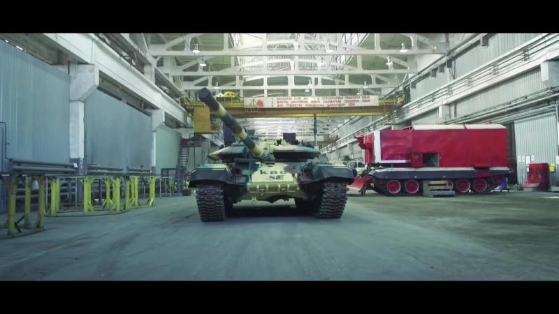 """T-72A АО """"Семей инжиниринг"""""""