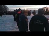 Видео с места крушения Ан-148