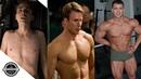 Chris Evans Workout Body Transformation 1997 - 2018 (Avengers Infinity War)
