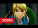Hyrule Warriors_ Definitive Edition — обзорный трейлер (Nintendo Switch)