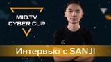 SANJI, серебрянный призёр MID.TV Cyber Cup. О нелёгком пути из Узбекистана в мировой Counter-Strike