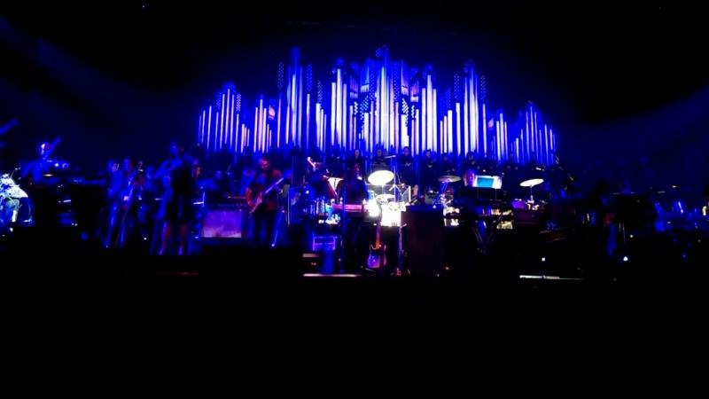Hans Zimmer - Interstellar (No time for caution) live in Bratislava