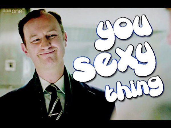 Mystrade You Sexy Thing ♪♯