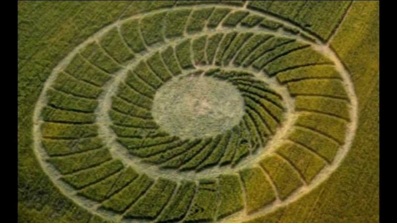 Crop circles Italy 2012 Indagine autentica sugli Ufo e i cerchi nel grano ITALIA