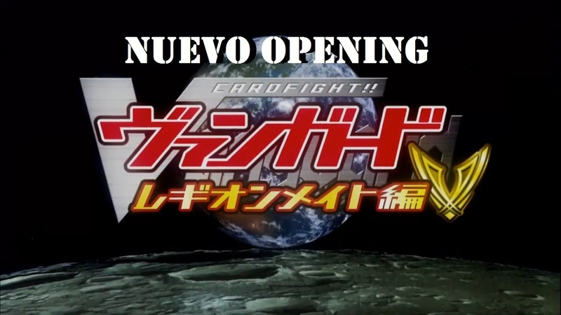 CardFight!! Vanguard Opening 8 小野正利-KNOCK ON YOUR GATE!