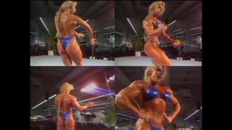Hannie Van Aken - Best Of Womens Muscle Power Vol1