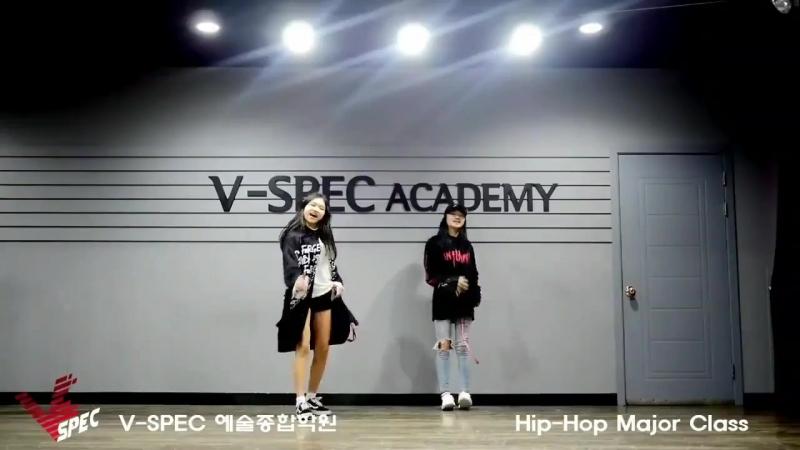 180819 Пре-дебютное видео с Ким Минджи.