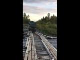 Как утопить ГАЗ 66