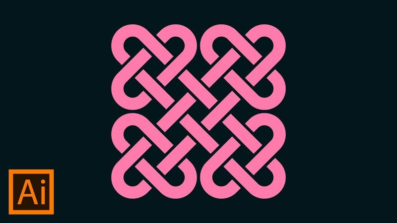 How to Draw Celtic Knot in Adobe Illustrator