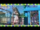 Приглашаем всех детей и их родителей в Детский парк развлечений Игровой лабиринт веревочный парк батут детское Кафе Жд