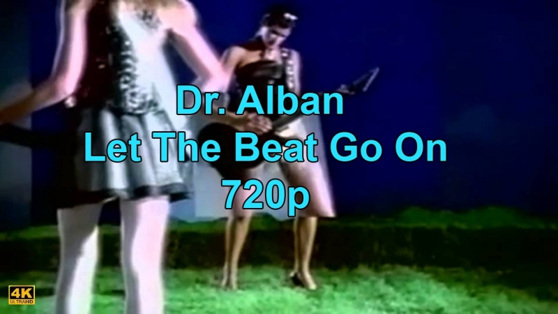 Dr. Alban - Let The Beat Go On (1994)