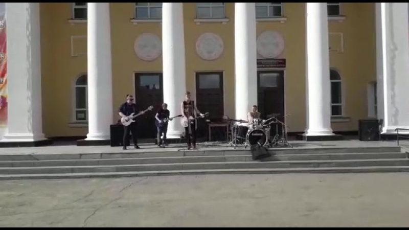 Пилигримы - Маяк - (Операция Пластилин cover)29.06.18