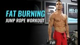 Burn Fat by Jumping Rope - Follow Along Workout