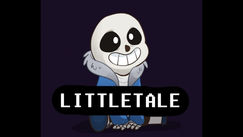 LittleTale Sans Theme