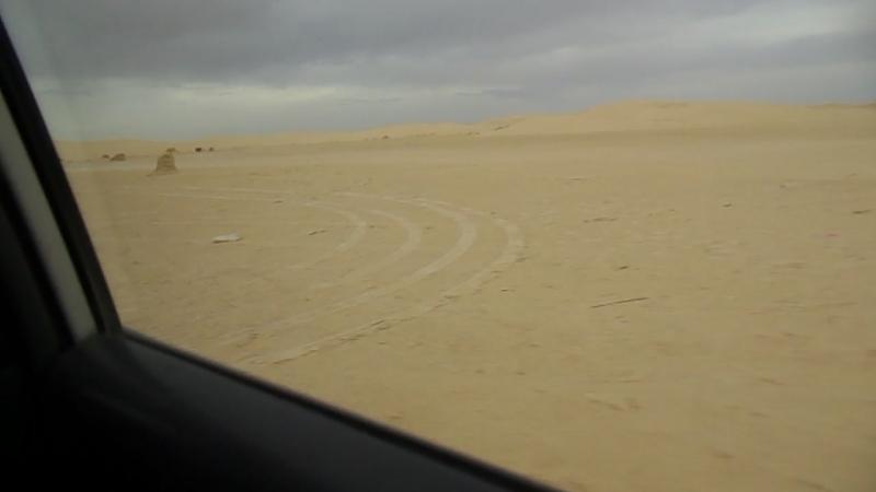 Северная Африка Пустыня Сахара