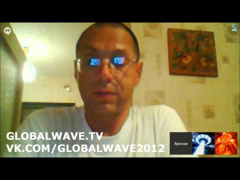 Ярослав Старухин об НЛО. Jaroslav Starukhin about UFO phenomenon / Globalwave - Глобальная Волна