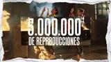 MYA on Instagram +5.000.000 !!! #Fuego! Gracias familia querida!! Seguimoss subiendo!