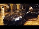 Dubai billionaire Saygin yalcin - new car collection