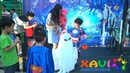 Halloween Party Ghosty Gala with baby Xavi and friends