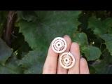 Серебряные серьги Булгари арт. эл-2456