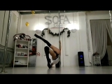 Irina Bell exotic pole dance