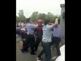 С китайскими полицейскими не забалуешь