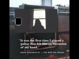 Adam Granduciel of The War on Drugs, the Jazzmaster